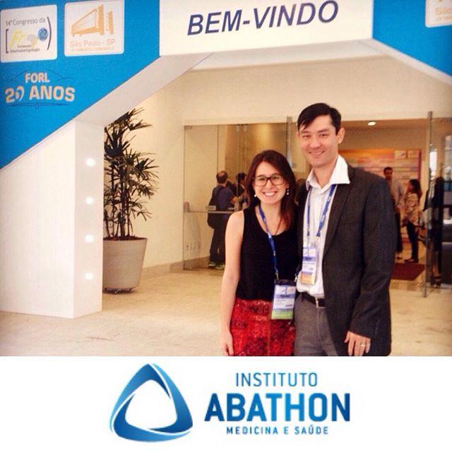 Profissionais do Instituto Abathon participam do 14 Congresso  da Fundação de Otorrinolaringologia