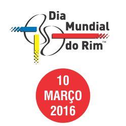 10 de março de 2016, dia mundial do rim